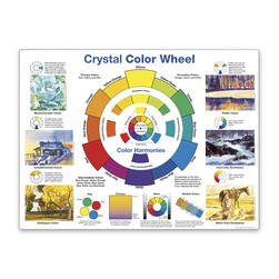 Crystal Color Wheel - 18 in. x 24 in.