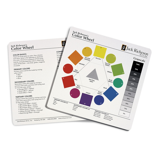 Color Wheel Class Set - Pkg. of 30, 7 in. x 7 in.