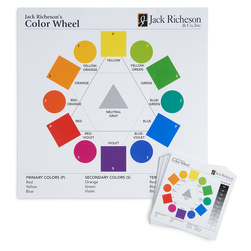 Classroom Color Wheel Teaching Set