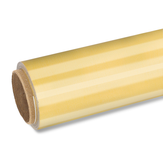 Foil Paper Roll - 26 in. x 25 ft. - Gold