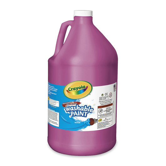 Crayola® Washable Paint - Gallon - Magenta