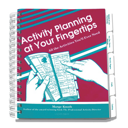 Activity Planning at Your Fingertips