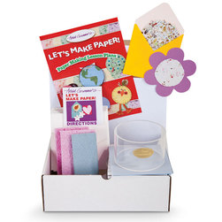 Arnold Grummers Let's Make Paper! Classroom Kit