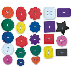 Roylco® Bright Buttons™ - Pkg. of 370