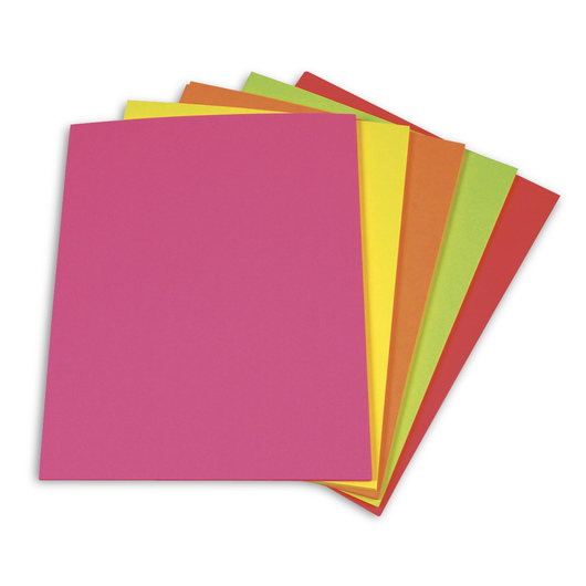 Pacon® Array® Card Stock - Hot Hyper® Colors