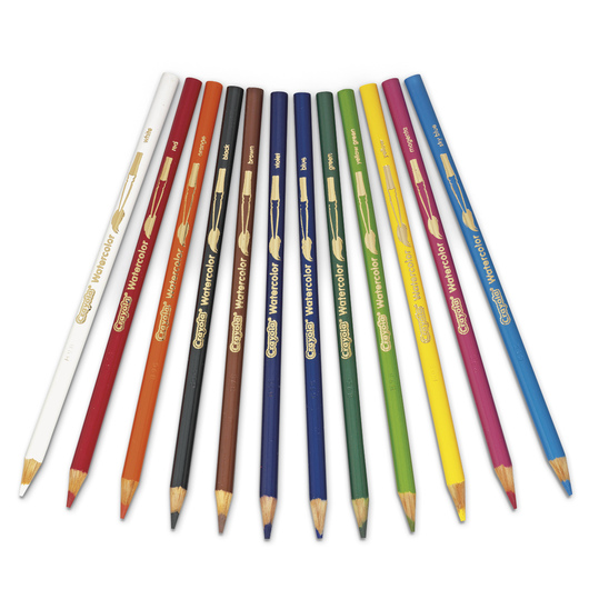 Crayola® Watercolor Pencils - Set of 12