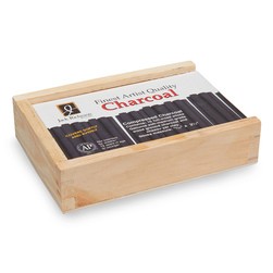 Jack Richeson® Pressed Charcoal - Box of 10