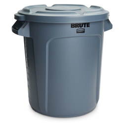 Rubbermaid® Brute Clay Container & Lid