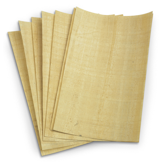 Papyrus Sheets - Pkg. of 10, 8 in. x 12 in.