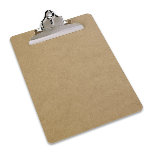 Letter Size Clipboard - 9 in. x 12 in.