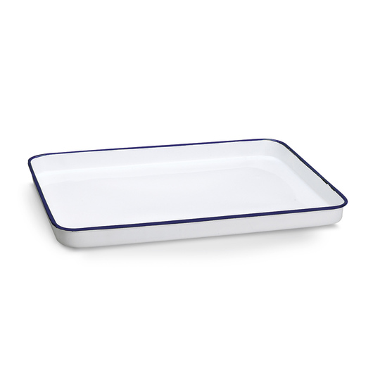 Porcelain Butcher Tray Palette - 11 in. x 15 in.