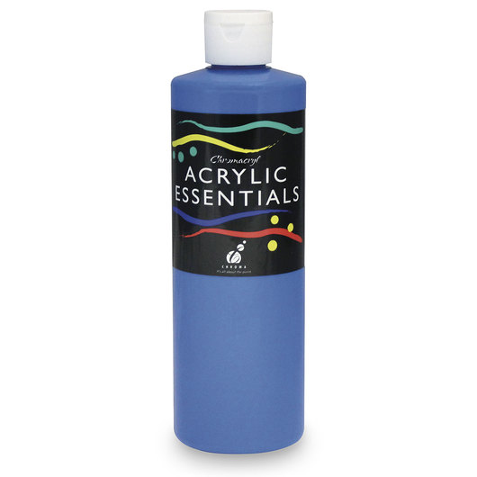 Chromacryl® Acrylic Essentials - Pint - Cobalt Blue
