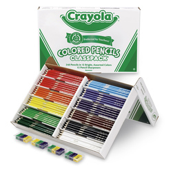 Crayola® Colored Pencils Classpack
