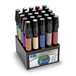 Chartpak® AD™ Tri-Nib Markers - Sets of 25