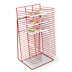 Little Red Drying Rack