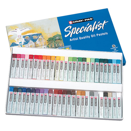 Cray-Pas® Specialist™ Oil Pastels - Set of 50