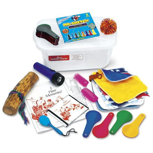 Nasco Activity Kit - Sensory Item Kit