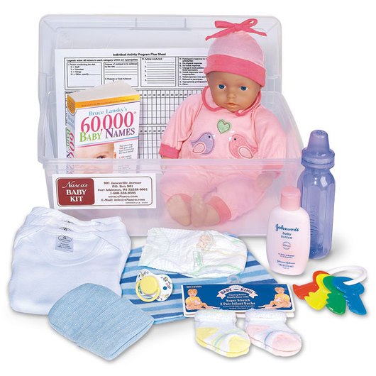 Nasco Activity Kit - Baby Kit