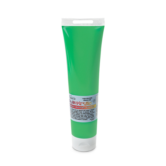 Nasco Bulk-Krylic® Acrylic Paint - 5-oz. Tube - Light Green