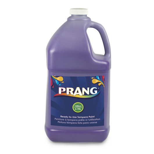 PRANG® Ready-to-Use Tempera Paint - Gallon - Violet