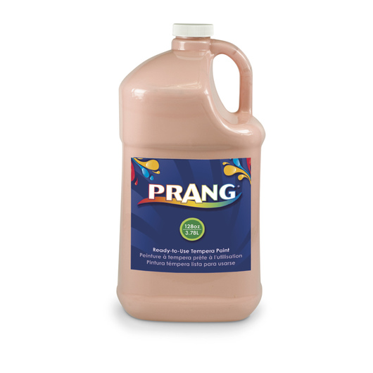 PRANG® Ready-to-Use Tempera Paint - Gallon - Peach