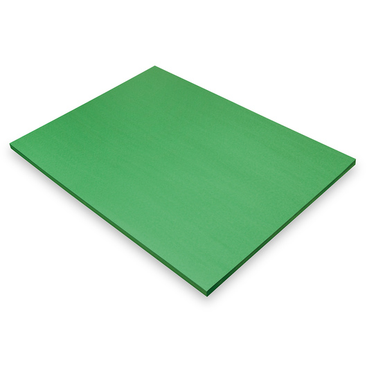 Pacon® SunWorks® Construction Paper - Holiday Green - 18 in. x 24 in.