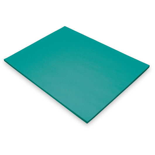 Pacon® Tru-Ray® Fade-Resistant Construction Paper - Turquoise - 18 in. x 24 in.