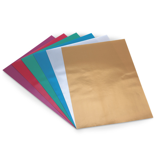 Pacon® Fadeless® Metallic Art Paper Sheets - Pkg. of 24 - 12 in. x 18 in.