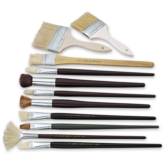 Jumbo Assortment - 96 Brushes