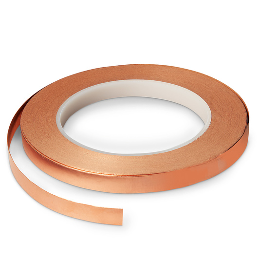 Copper Foil Tape - 3/8 in. W x 36-yd. Roll