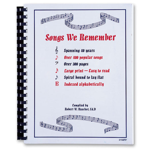 Songs We Remember