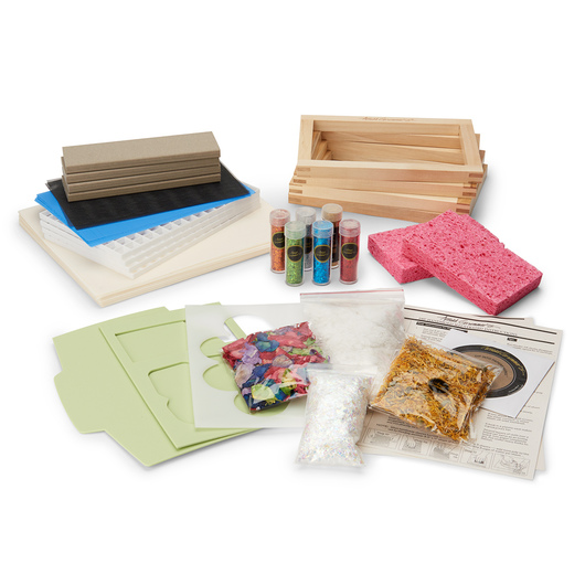 Arnold Grummer's® Dip Into Paper Making Vol. I Classroom Set