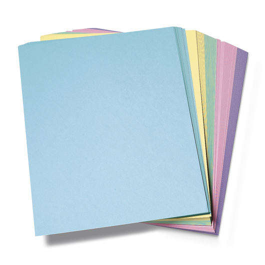 Pacon® Array® Card Stock- Parchment and Pastel Colors