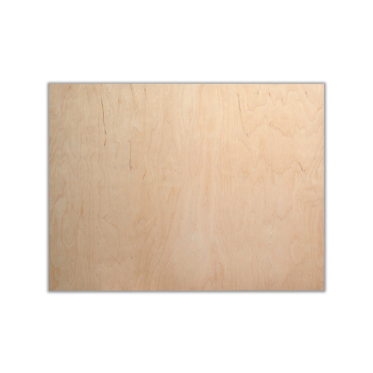 Birch Drawing Boards - 18 in. x 24 in. - 1/4 in. Thick