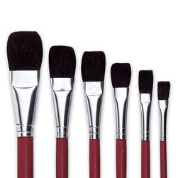 Nasco Blending Brushes - Set of 6