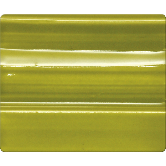 Spectrum® Opaque Gloss Glaze - Pint Jar - Bright Green