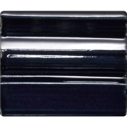 Spectrum® Opaque Gloss Glaze - Pint Jar - Navy Blue