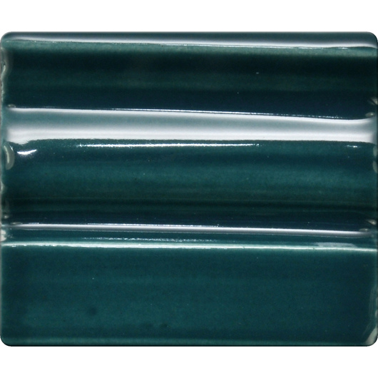 Spectrum® Opaque Gloss Glaze - Pint Jar - Teal Blue