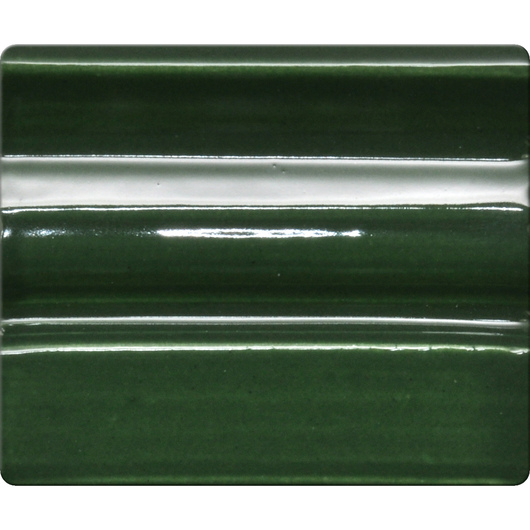 Spectrum® Opaque Gloss Glaze - Pint Jar - Forest Green