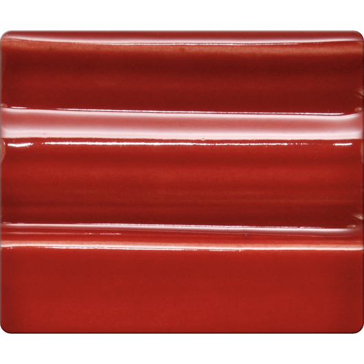 Spectrum® Opaque Gloss Glaze - Pint Jar - Dark Red