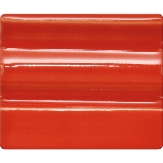 Spectrum® Opaque Gloss Glaze - Pint Jar - Bright Red