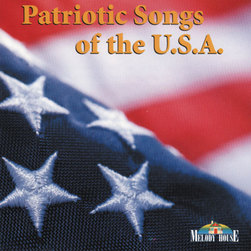 Patriotic Songs of the U.S.A. CD