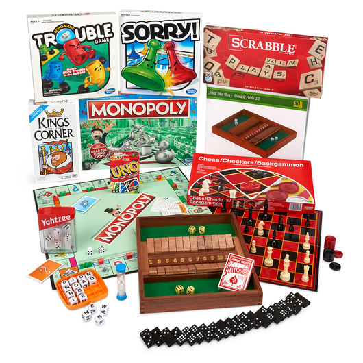 Favorite Table Games Set