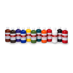 Handy Art Acrylic Paint Set of 12 Pints