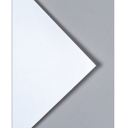 Pacon Peacock Super Value Poster Board Pkg. of 50, 22 in. x 28 in.