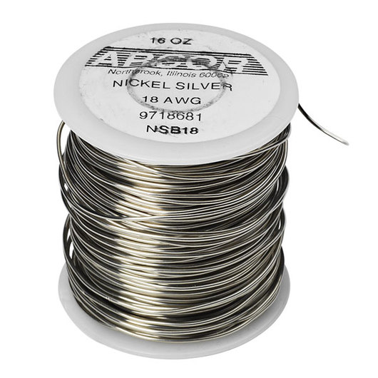 Nickel Silver Wire - 18 Gauge
