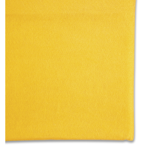 Polyester Felt - 36 in. Wide - Per Yard - Yellow