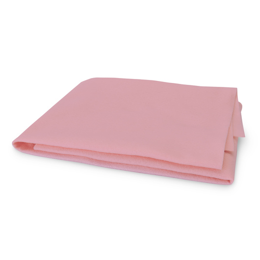 Polyester Felt - 36 in. Wide - Per Yard - Pink