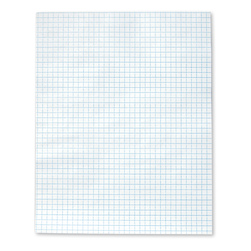Economy Graph Paper - 8-1/2 in. x 11 in. Sheets