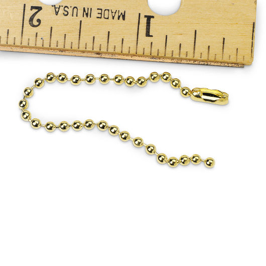 Gilt Key Chain